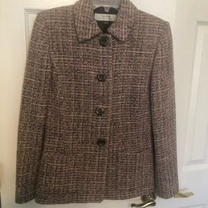 Tahari Arthur S. Levine Jacket Size 4 CL-1560